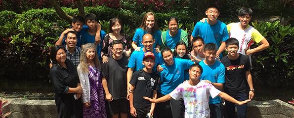 Taiwan Missions Trip Sharing