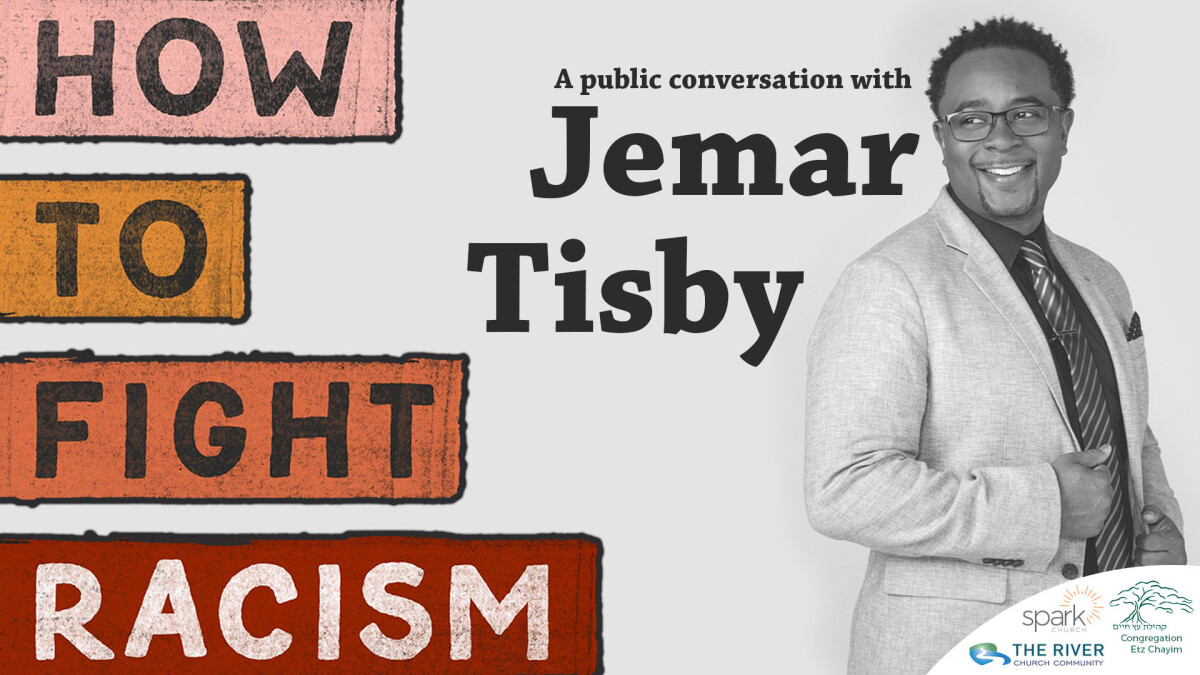 How To Fight Racism with Jemar Tisby