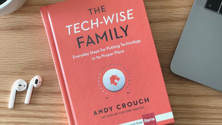 The Tech-Wise Family book discussion group